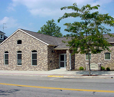 Jeffersonville LIbrary Image