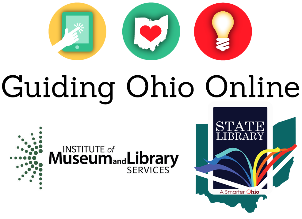 GOO, IMLS and State Library Logos
